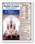 St. Louis Church Bulletin